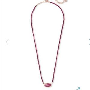 Kendra Scott Elisa Beaded Necklace